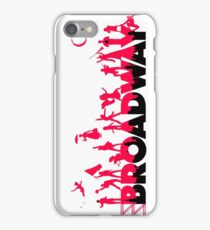 A Celebration of Broadway iPhone Case/Skin