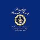 President Donald J. Trump Inauguration Day 2017 by lifestyleswag