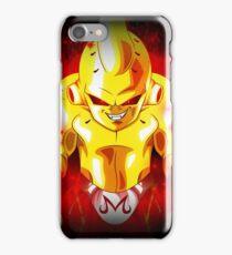 Golden Kid Buu iPhone Case/Skin