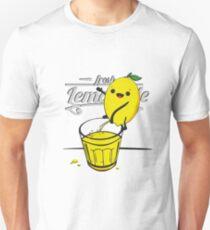 Lemon pees fresh lemonade Unisex T-Shirt