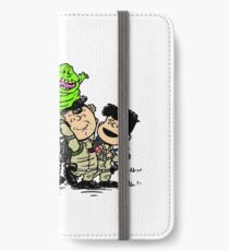 Funny Ghostbuster Team iPhone Wallet/Case/Skin