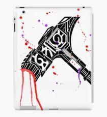 Watercolor Warhammer iPad Case/Skin
