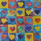 25 Hearts by ShellsintheBush