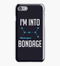 I'm into Hydrogen iPhone Case/Skin