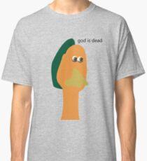 god is dead - chicken run Classic T-Shirt