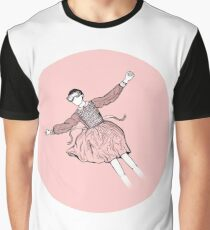Eleven in Pink Heaven Graphic T-Shirt