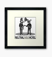Neutral Milk Hotel Framed Print
