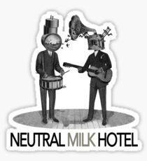 Neutral Milk Hotel Sticker