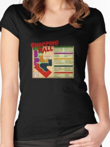 Chopping Mall - Horror Movie T-shirt Women's Fitted Scoop T-Shirt