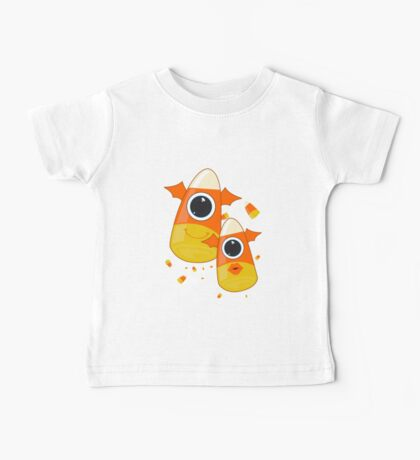 Candy Corn Monsters Kids Clothes