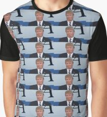 Don't Use This Image of Donald Trump, Please Graphic T-Shirt