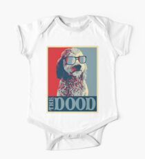 The Dood Goldendoodle One Piece - Short Sleeve
