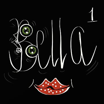 Bella 1 by paintingsofi