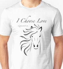 I Choose Love Unisex T-Shirt