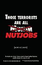 """The Muslims Are Coming! """"Nutjobs"""" by NeginFarsad"""