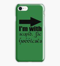 Stupid, Fat Hobbitses iPhone Case/Skin