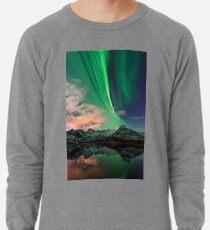 Aurora Borealis - Svolvaer, Norway Lightweight Sweatshirt