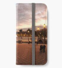 Plaza de España, Sevilla, España//Seville, Spain iPhone Wallet/Case/Skin