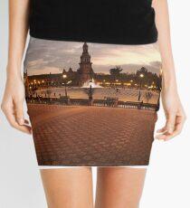 Plaza de España, Sevilla, España//Seville, Spain Mini Skirt