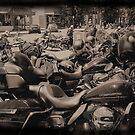 Bikes  by DeeCl