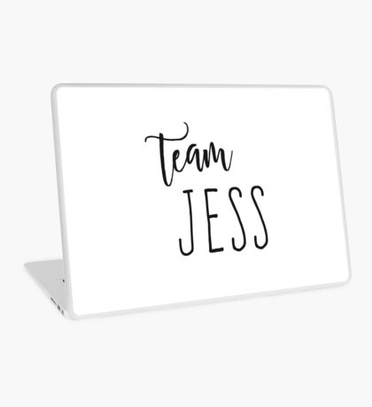 Team Jess Laptop Skin