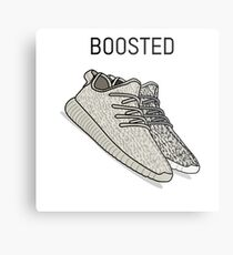 ecf56639e Yeezy Boost 350 V2 Art Print. Yeezy Boosted Metal Print