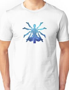 Zenyatta Logo - Galaxy Unisex T-Shirt