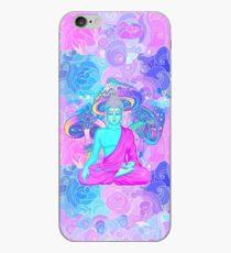 Trippy Buddha iPhone Case