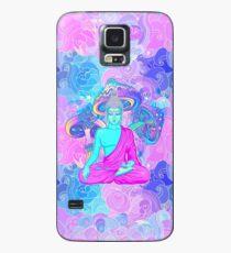 Trippy Buddha Hülle & Klebefolie für Samsung Galaxy