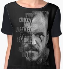 floki quote Chiffon Top