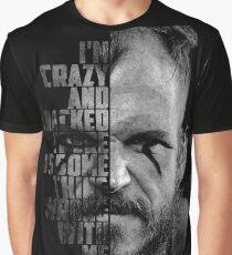 floki quote Graphic T-Shirt