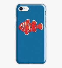 Cute clownfish iPhone Case/Skin