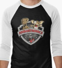 Animatronics Men's Baseball ¾ T-Shirt