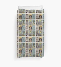 6 Tarot Card Duvet Cover