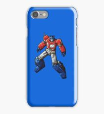 Transformers (Optimus Prime) iPhone Case/Skin