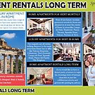 Monthly Luxury Apartment Rentals In Rome by Luxury Apartment Rentals In Rome