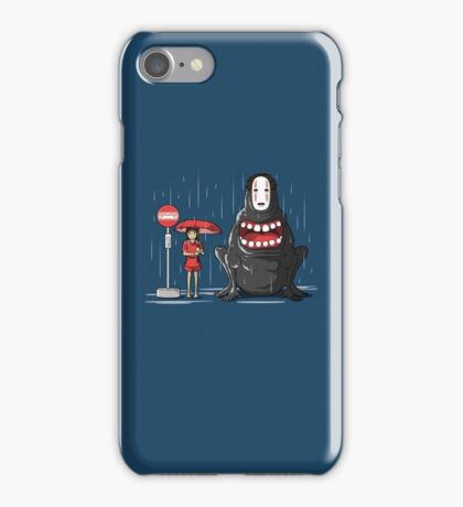 My Hungry Neighbor iPhone Case/Skin