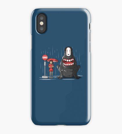My Hungry Neighbor iPhone Case/Skin