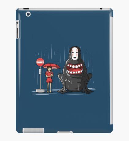 My Hungry Neighbor iPad Case/Skin