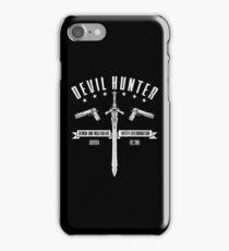 Devil Hunter iPhone Case/Skin