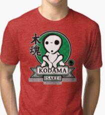 Kodama Sake Tri-blend T-Shirt