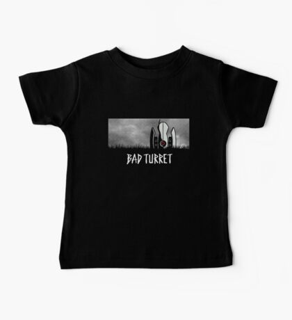 Bad Turret Kids Clothes