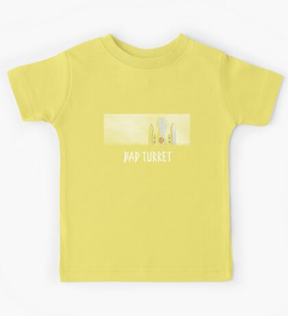 Bad Turret Kids Clothes