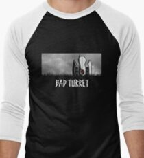 Bad Turret Men's Baseball ¾ T-Shirt
