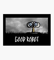 Good Robot Photographic Print