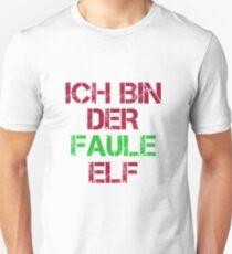 Der faule Elf T-Shirt