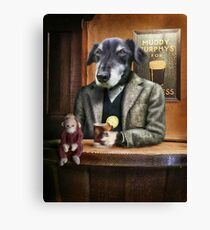 Guiness Canvas Print