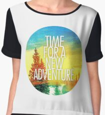 New Adventure 2.0 Women's Chiffon Top