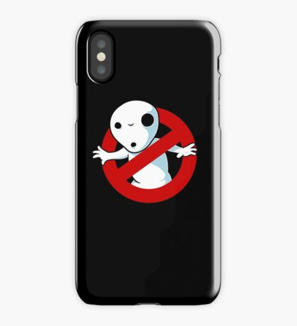 Kodama Busters iPhone Case/Skin