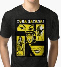 Tura Satana! Tri-blend T-Shirt